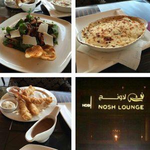 Nosh Lounge Restaurant