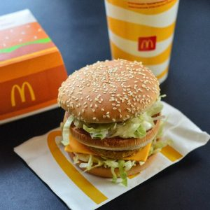 مطعم ماكدونالدز جده