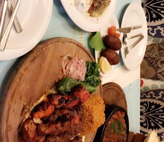 مطعم بورصه التركي بجده