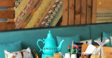 مقهى بيت الدخن بجده