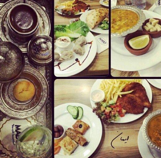 مقهى مادو التركي