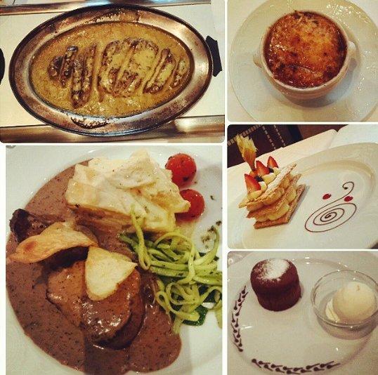 مطعم لوي الفرنسي