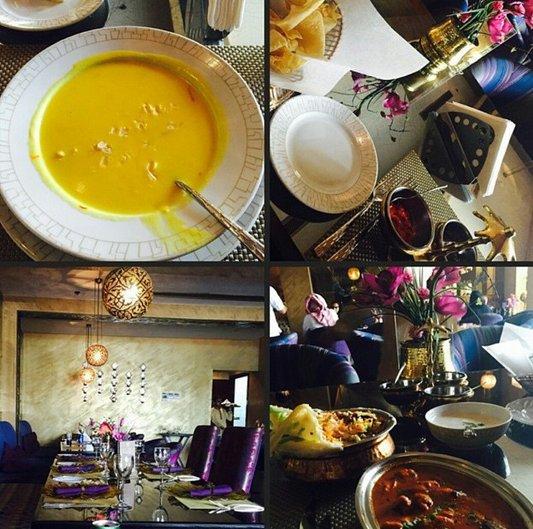 مطعم زايكا الهندي