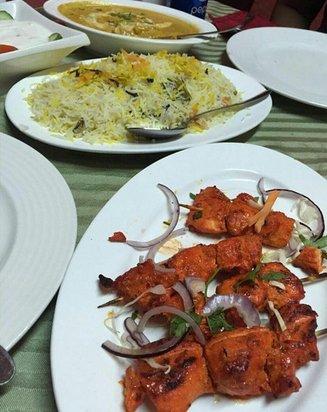 مطعم مواسم الهندي