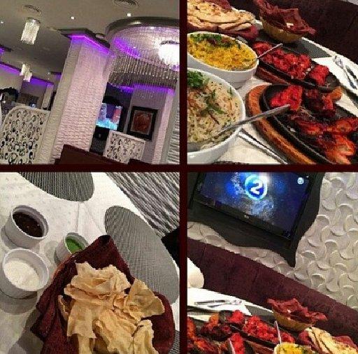 مطعم راج الهندي