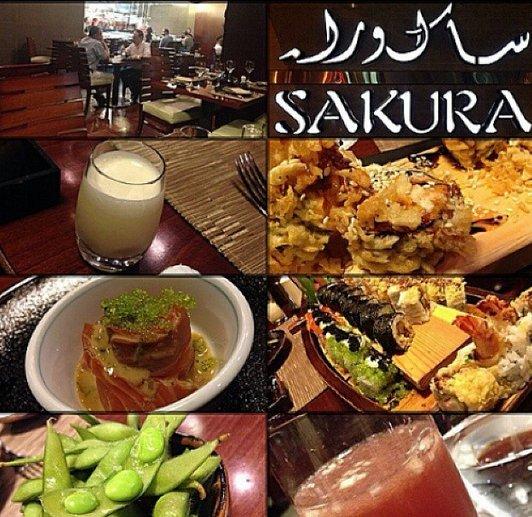 مطعم ساكورا