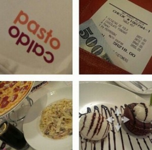 مطعم باستو كالدو