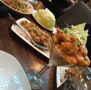 مطعم بي اف تشانج