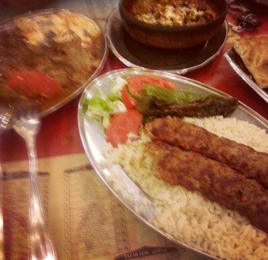 مطعم أشواق