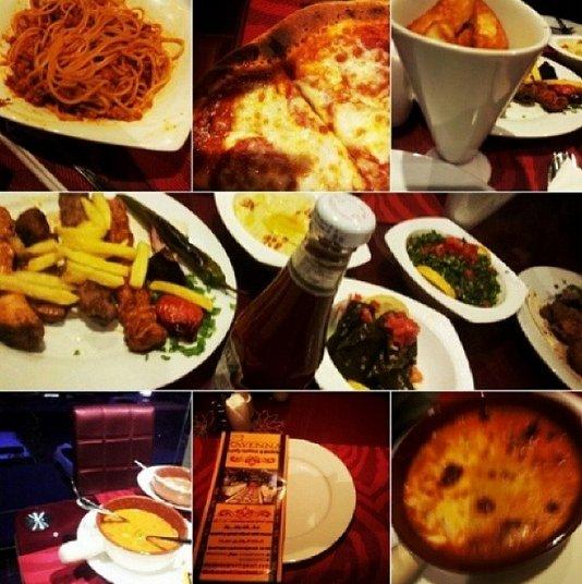 مطعم رافينا