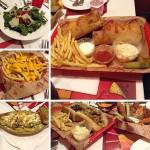 مطعم هوت ستون