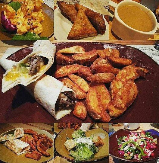 مطعم كانتري سايد