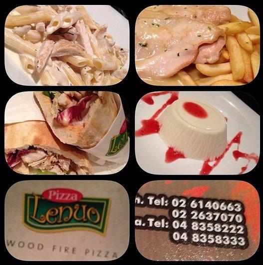 مطعم بيتزا لينو على الحطب