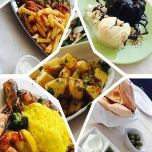 مطعم واحة لبنان