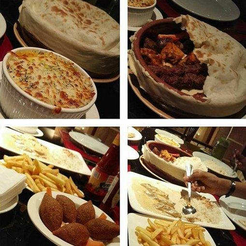 مطعم كويزين حلواني
