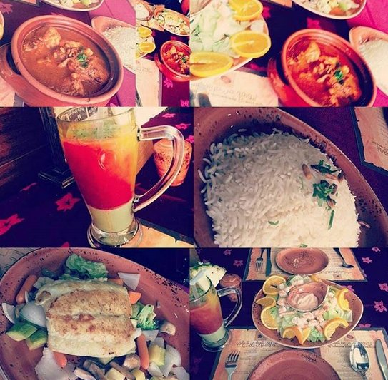 تقييم مطعم ريم البوادي