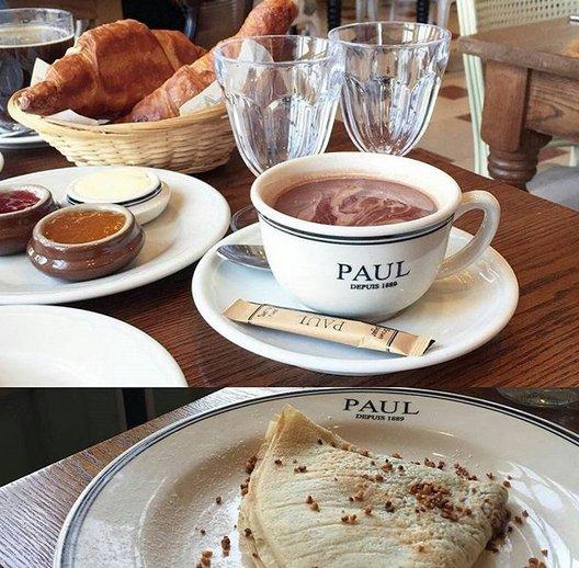 تقييم مطعم باول