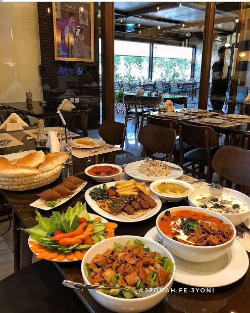 مطعم حكواتي في جده الاسعار المنيو الموقع مطاعم جدة غير مصنف