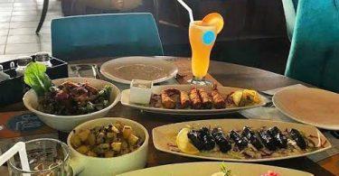 مطعم تشل لاونج