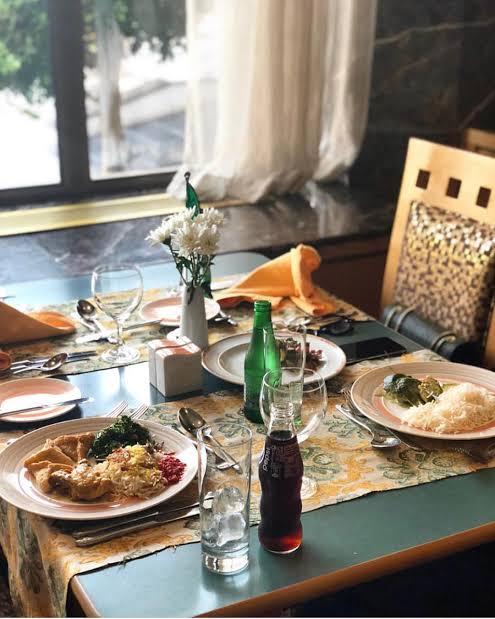 مطعم الفردوس في جده