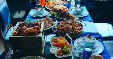 مطاعم الواجهه البحريه في جده
