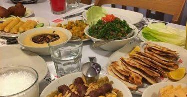 مطعم كبابجي في جده