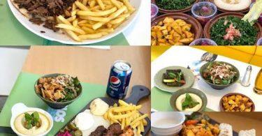 مطاعم لبنانية في جده