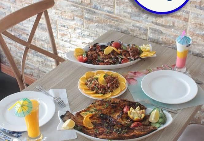 اطباق.مطاعم الإمام للأسماك الطازجة
