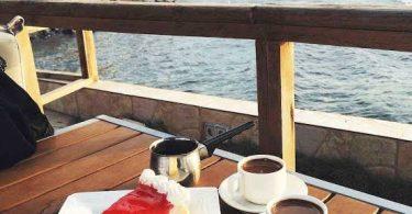 مطعم وكافيه واجهة البحر
