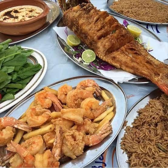 ارقي مطاعم الواجهه البحريه