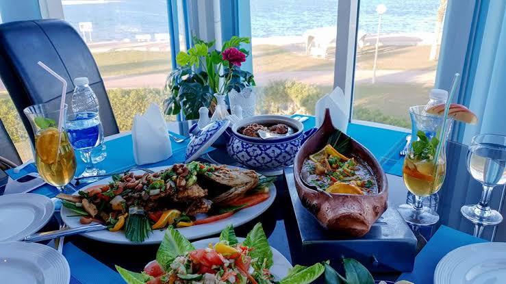 مطاعم جديده في الواجهه البحريه