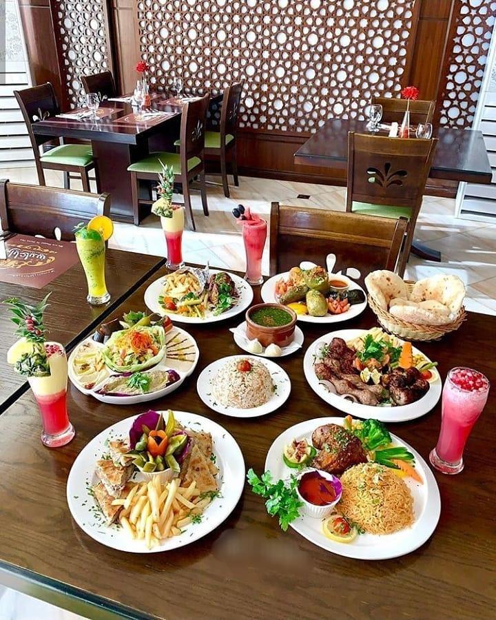 مطعم سرايا عابدين بجده الأسعار المنيو الموقع مطاعم جدة افخم المطاعم