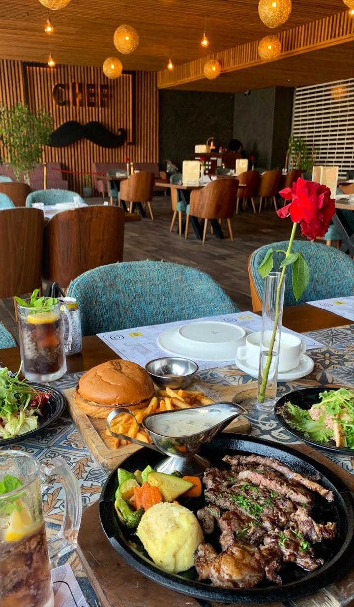 افخم مطاعم وكافيهات جدة بدون ضريبة