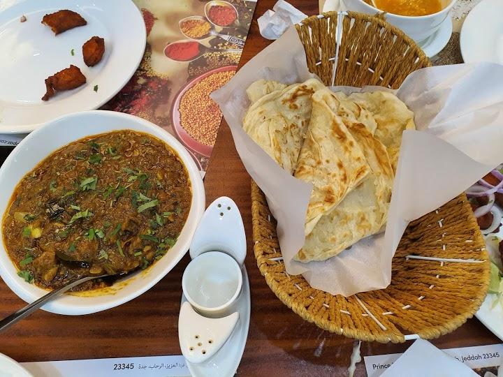 مطعم انجبار الهندي بجده