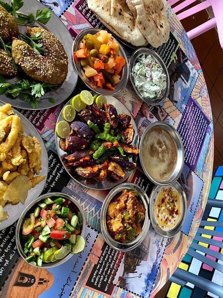 مطاعم عربة فول جدة
