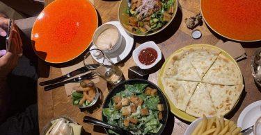 مطعم وكافيه جيران لاونج جدة