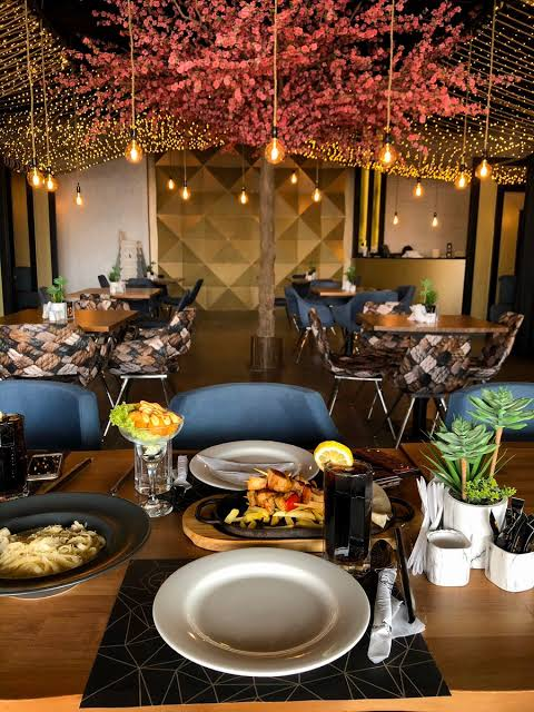 منيو مطعم جراسياس لاونج جدة